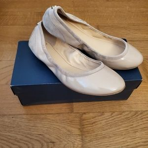 Cole Haan Avery Nude Ballet Flats